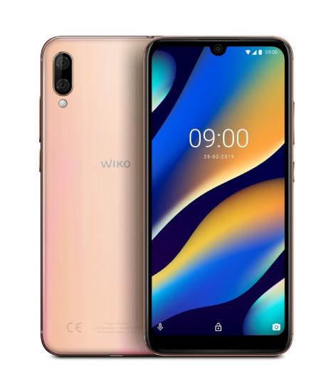 WIKO SMARTPHONE VIEW3 LITE BLUSH GOLD