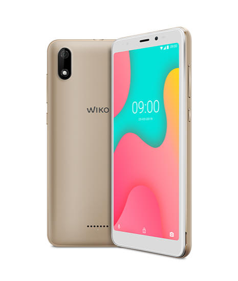 WIKO SMARTPHONE Y60 GOLD