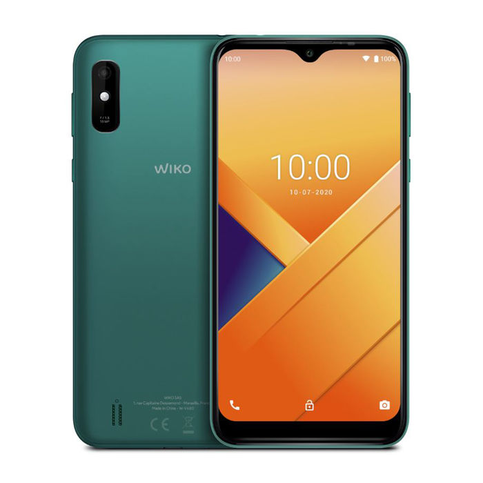 WIKO SMARTPHONE Y81 4G ANDROID 10 2GB 32GB DUAL SIM GREEN
