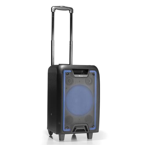 NGS CASSA ACUSTICA PORTATILE 120W LED USB/SD/BLUETOOTH/FM RADIO AUTONOMIA 7 ORE