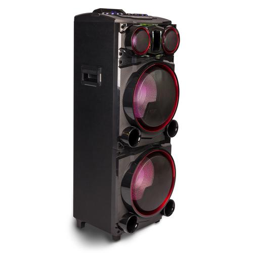 NGS CASSA BLUETOOTH PORTATILE 700W USB/SD/BLUETOOTH/RADIO FM