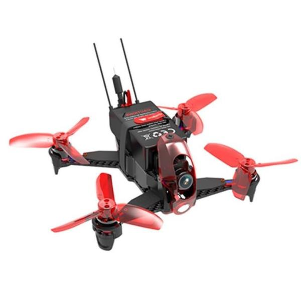 WALKERA DRONE RACING PRONTO AL VOLO CON RADIOCOMANDO DEVO-7 VIDEOCAMERA 600TVL HD