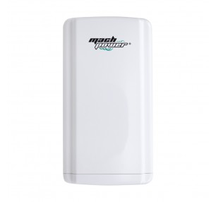 MACHPOWER ACCESS POINT/CPE MANAGED 2.4Ghz, 150Mbps, PoE24V, 11dBI, RANGE 1KM, CLOUD OUT