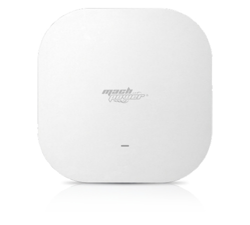 MACHPOWER ACCESS POINT MANAGED 2.4/5Ghz, 750Mbps, 1XWAN+1XLAN, PoE24V, CLOUD