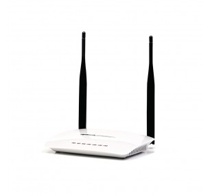 MACHPOWER ROUTER WIRELESS 2.4GHz 300Mbps, PORTE: 1xWAN + 4xLAN 10/100M
