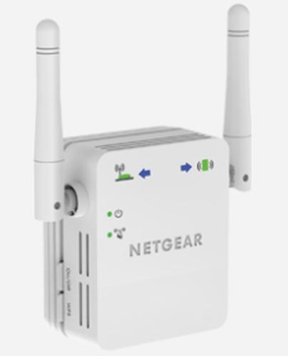 NETGEAR WIFI RANGE EXTENDER UNIVERSALE 300MIT 802.11B/G/N