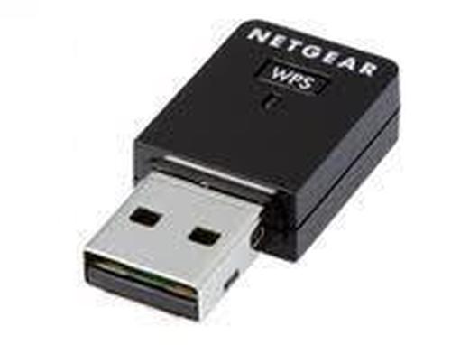 NETGEAR ADATTATORE USB WIRELESS N300 FORMATO MICRO 2,4GHZ