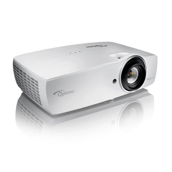 OPTOMA VIDEOPROIETTORE WU470 WUXGA DLP 1080P, 5.000 LUMEN, CONTRASTO 20.000:1, OTTICA 1.392.09:1, VERTICAL AND HORIZONTAL KEYSTONE
