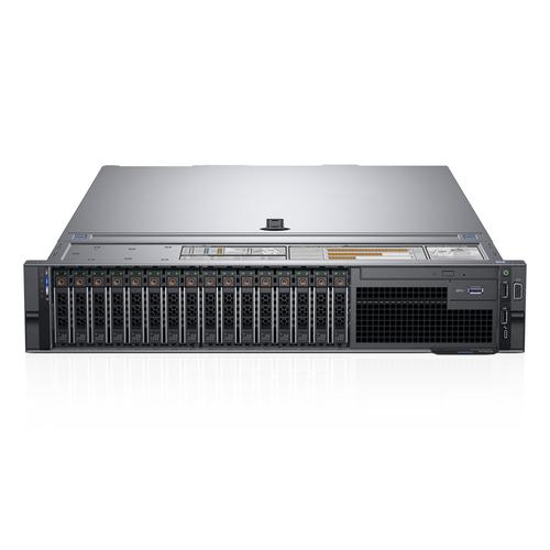 DELL TECHNOLOGIES DELL R740   4210R   32GB   480SSD SSD  H730P RAID CONTROLLER   3YR NBD