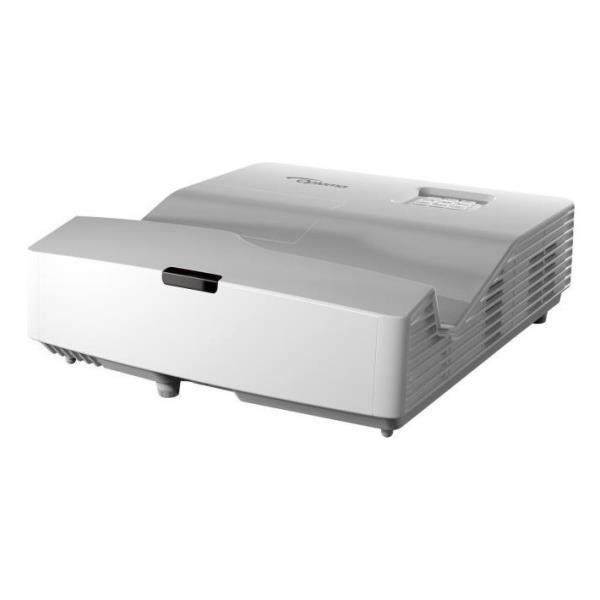 OPTOMA VIDEOPROIETTORE X330UST OTTICA ULTRACORTA  0,33 TR - 3600L - HDMI - SPEAKER 15W--XGA --20.000:1 CONTRASTO