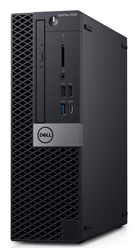 DELL PC OPTIPLEX 5060 SFF I7-8700 8GB 256GB SSD DVD-RW WIN 10 PRO