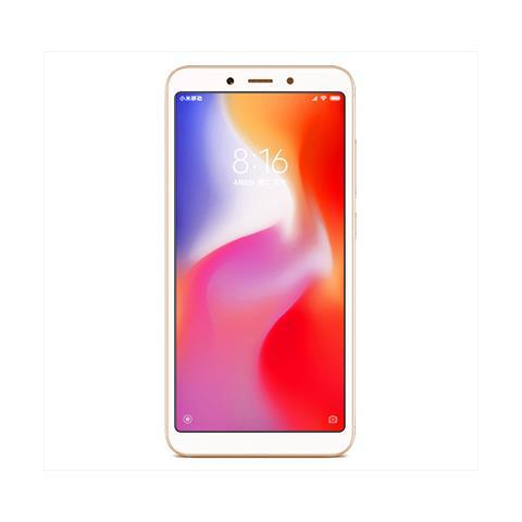 XIAOMI SMARTPHONE REDMI 6 32GB  GOLD