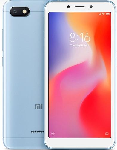 XIAOMI SMARTPHONE REDMI 6A 16GB BLUE