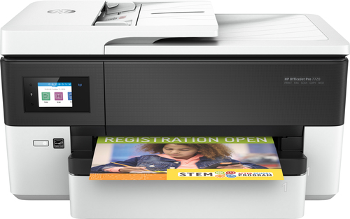 HP MULTIF. INK OJ PRO 7720 A3 18PPM ADF USB/ETHERNET/WIFI STAMPANTE SCANNER COPIATRICE FAX - GAR. 3 ANNI REGISTRANDO PRODOTTO