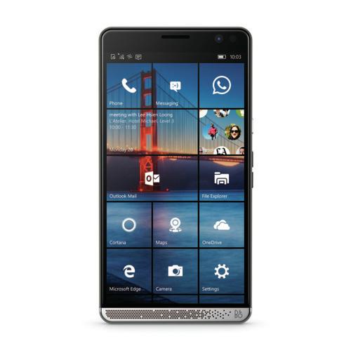 HP ELITE X3 SANPDRAGON 820 4GB 64GB SSD 5,96 WQHD TOUCH 8MP+16MP 4G BT4 WIN 10 MOBILE SMARTPHONE + NOTEBOOK + PC IN UNICA SOLUZIONE 0190780340899 Y1M44EA RUN_Y1M44EA