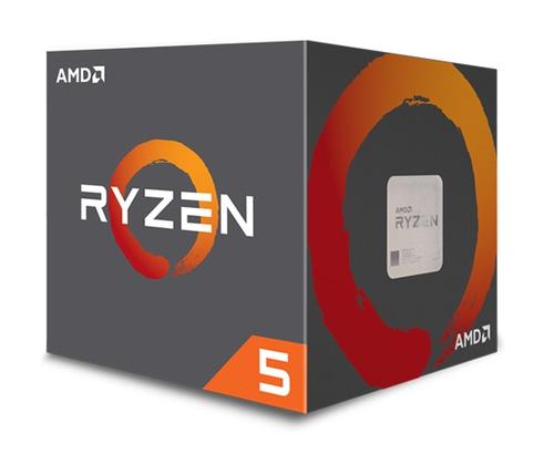 AMD CPU RYZEN 5 1600 3,20GHZ AM4 19MB CACHE 65W WRAITH SPIRE COOLER