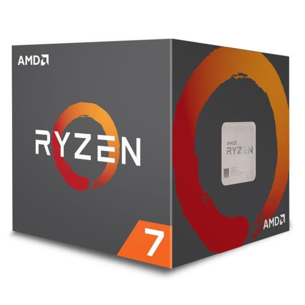 AMD CPU PINNACLE RIDGE RYZEN 7 1700 3,00GHZ AM4 20MB CACHE 65W WRAITH SPIRE COOLER