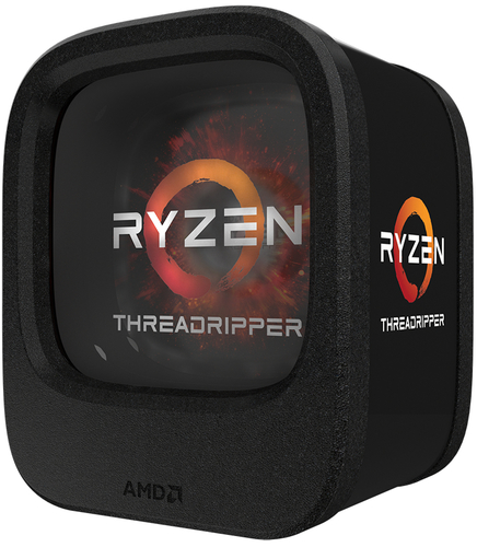 AMD CPU RYZEN THREADRIPPER 1900X 8 CORE 3,8GHZ TR4 16MB CACHE 180W SENZA DISSIPATORE