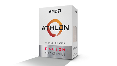 AMD CPU RAVEN RIDGE ATHLON 200GE RADEON VEGA GRAPHICS