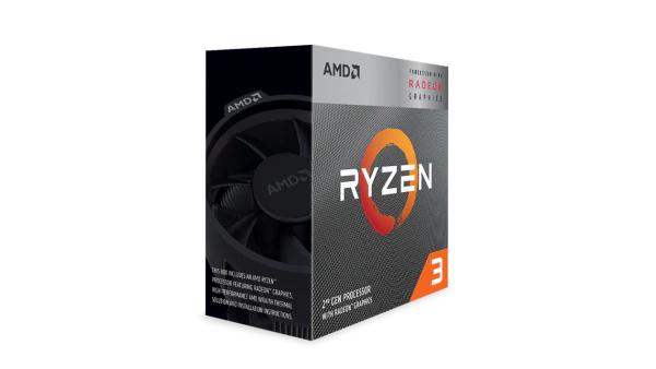 AMD CPU RYZEN 3 3200G 4,0GHZ AM4 CACHE 6MB VEGA11 VGA