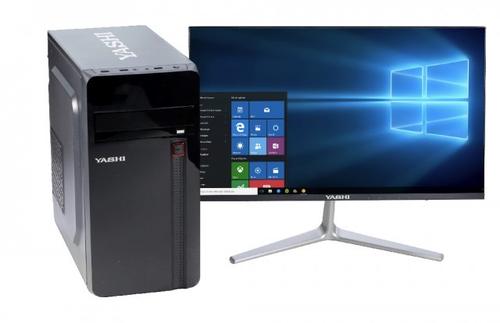 YASHI PC I5-7500 8GB 480GB SSD DVD-RW WIN 10 PRO