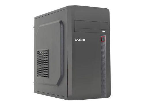 YASHI PC MT I3-9100F 8GB 240GB SSD GT 710 1GB WIN 10 PRO ENT.