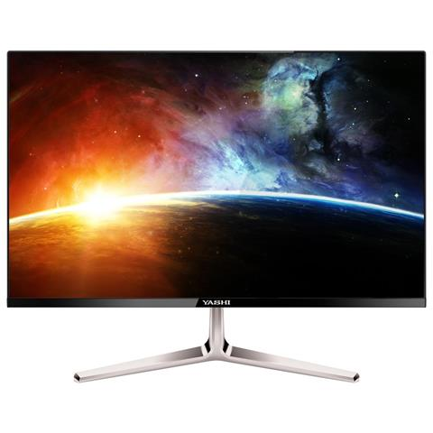 YASHI MONITOR 27 LED IPS 16:9 FHD 350CD/M 2MS 60HZ VGA/HDMI MULTIMEDIALE, PIONEER SLIM