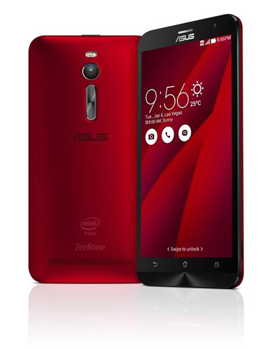 ASUS ZENFONE 2 - 5 5  LTE 32GB RED