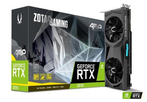 ZOTAC VGA GAMING GEFORCE RTX 2070 AMP EDITION