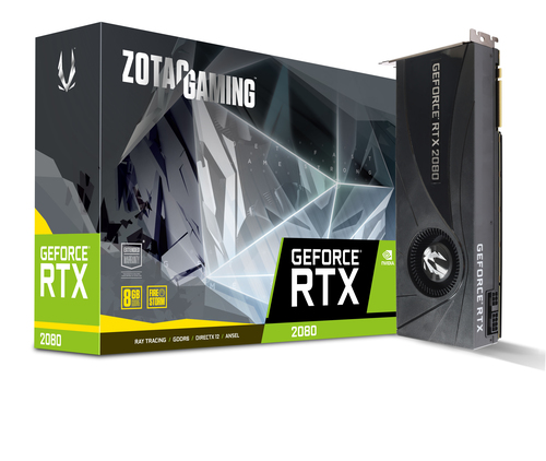 ZOTAC VGA GAMING GEFORCE RTX 2080 BLOWER