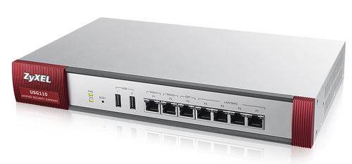 ZYXEL FIREWALL  SECURITY 7P 10/100/1000  IPV4/IPV6