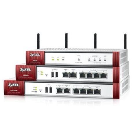 ZYXEL SECURITY GATEWAY 40W 1XWAN 1XOPT 3XLAN 1XUSB VPN 20 IPSEC/L2TP 5SSL AP INTEGRATO N300 WLAN CONTROLLER 2 AP